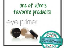 Kim Basran Recommends Eye Primer