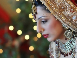 Maharani Indian Wedding Makeup by Kim Basran