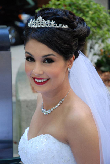 Western U0026 Fusion Brides By Kim Basran - Hair And Makeup School Vancouver | Surrey | Hair And ...