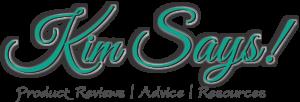 Kim Says Logo