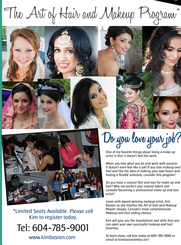 are these the best makeup classes hair and makeup school
