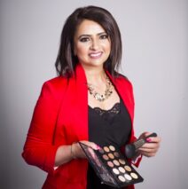 She is a Fashionista and Makeup Guru – Welcome to the Makeup Diaries of Kim Basran!